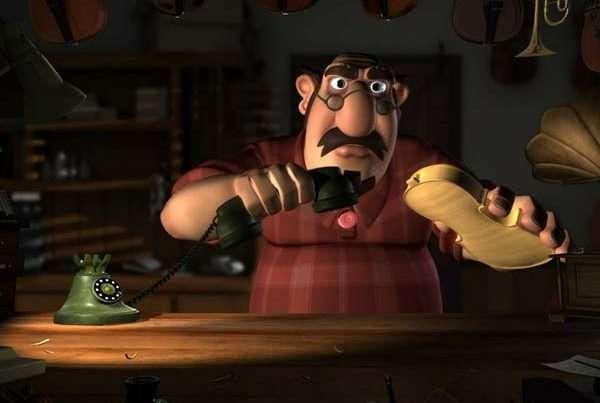 Con Sordino Short Film freelance 3D animator video