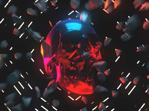 VJ Loops Collection music video animation by motion graphic designer Ben Ramasami