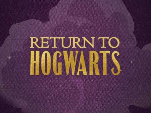 Pottermore social video animations