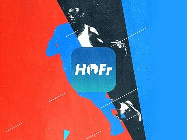 HOFr mobile app video animation freelance motion graphics